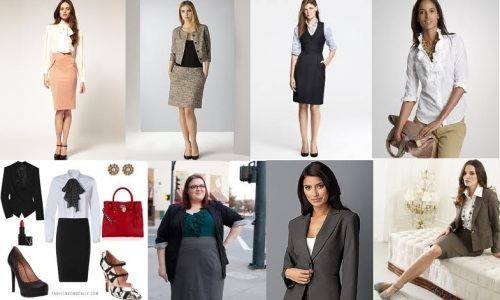 Job Interview Outfits, How to dress for a job interview