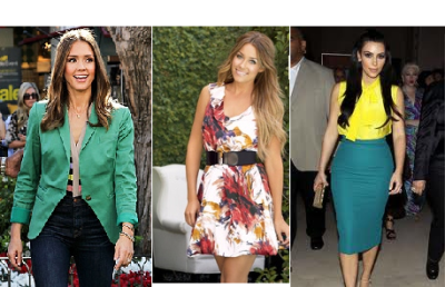 Celebs who love fashion trends
