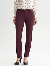 business clothes, pants, plum pants
