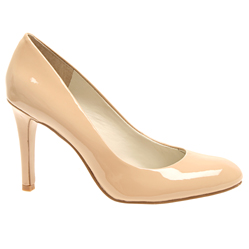 Nude heels, Nine West, Taupe Shoes,
