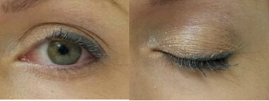 nude eye make up, day make up looks