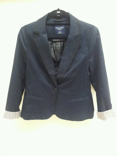 Navy Blazer, Business Clothes for women, American Eagle