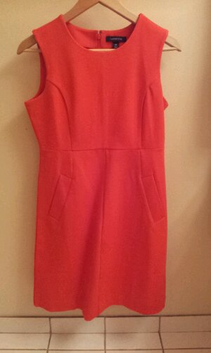 sheath dress, red dress, Business clothes for women, dressing for success