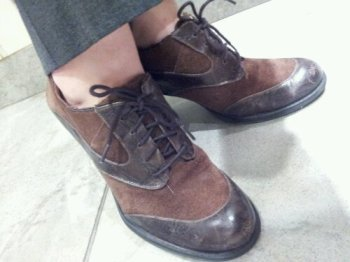 oxford heels, work shoes for women