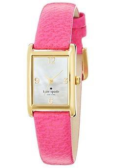 Pink Watch, Kate Spade