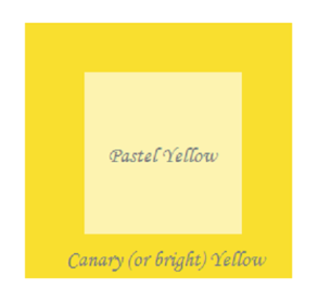 What to wear with pastel yellow