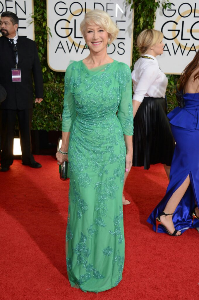 the top 5 best and worst dressed at the golden globes